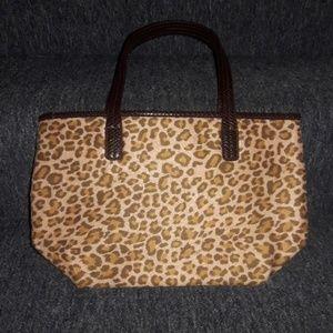 """Victoria's Secret """"Cheetah, Leopard"""" print handbag"""